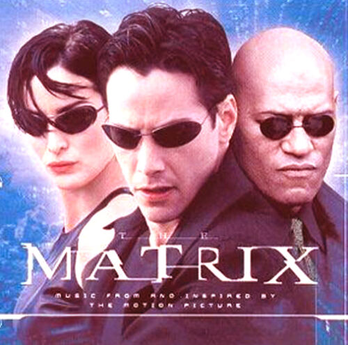 1 of 1 - SOUNDTRACK THE MATRIX CD Album MINT/EX/MINT *
