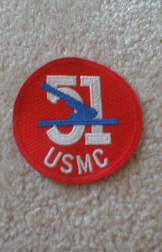 patch USMC 51st Defense Bn