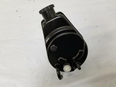 Saginaw Power Steering Pump >> Chevy Gm Black Saginaw Power Steering Pump Street Rod Hot Rod Chevrolet Nice Cap Ebay