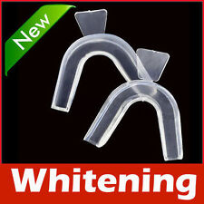 3 PAIRS = 6 NEW REPLACEMENT GUM SHEILDS ORAL TEETH WHITENING BLEACHING GEL TRAYS