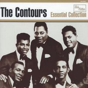 The-Contours-Essential-NEW-CD