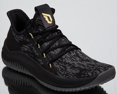 ca3769d49 Details about adidas Dame D.O.L.L.A. New Men's Basketball Shoes Core Black  Grey Gold AQ0831