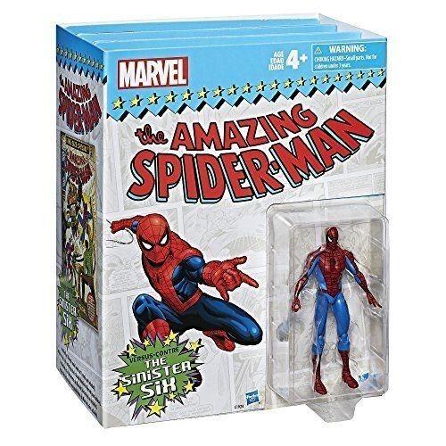 Marvel legends series  spider - man  gegen die finsteren sechs, 3.75-inch zustand