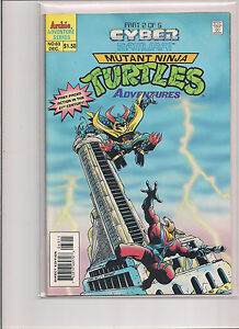 Teenage Mutant Ninja Turtles Adventures #63 First Printing Comic Book