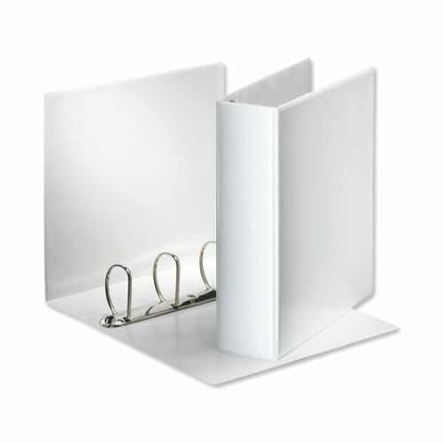 A4 Presentation 4D Ring Binders Files Display Book Personalise Folder