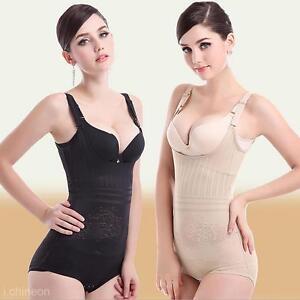 New-Women-Slimming-Full-Body-Tummy-Waist-Control-Shaper-Cami-Tank-Tops-Underwear