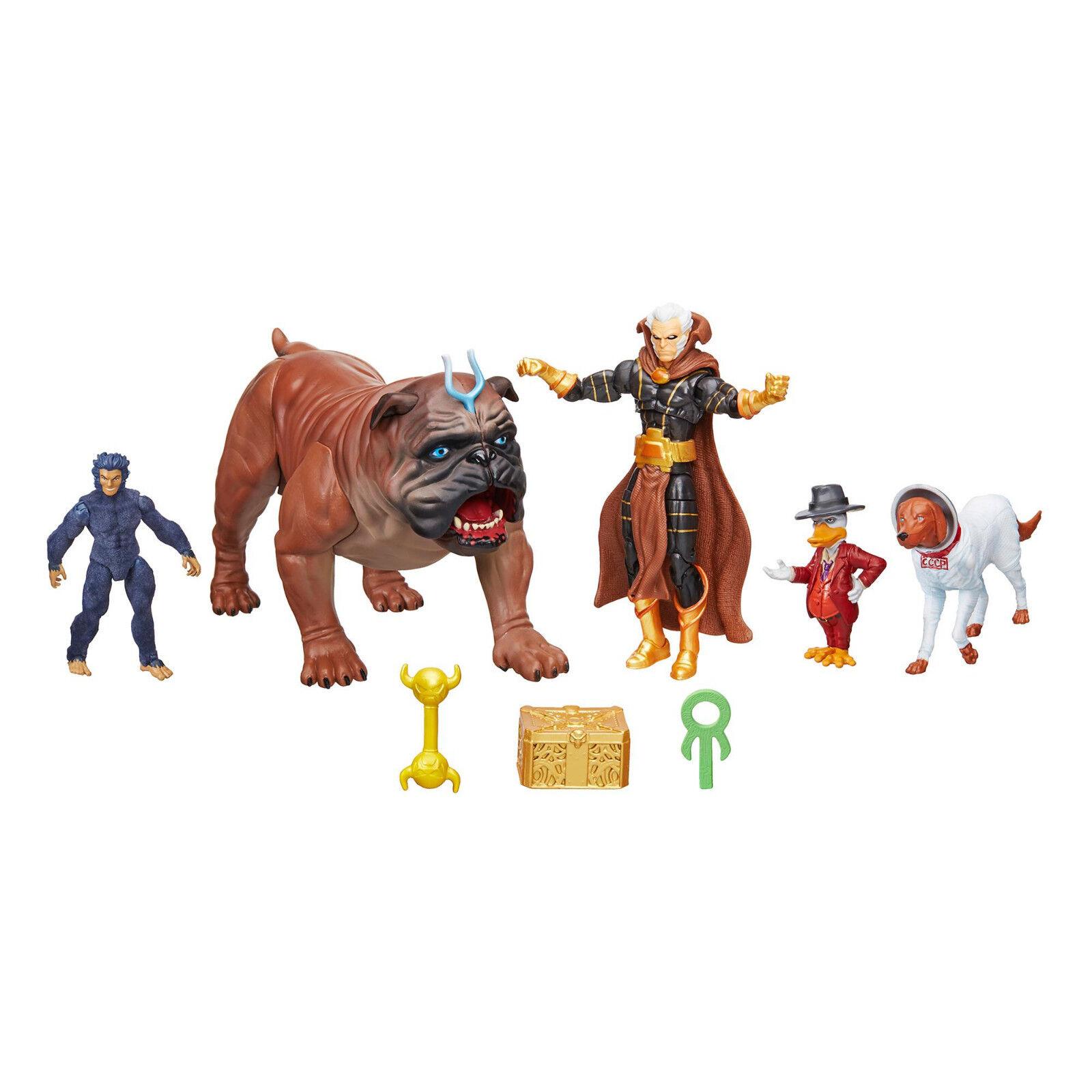 SDCC 2016 Marvel The Collector's vault Legends Figures Hasbro