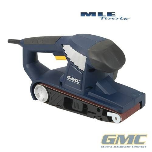 GMC 850W Belt Sander woodwork joinery DIY 76 x 533mm soft start 344107 GBS850