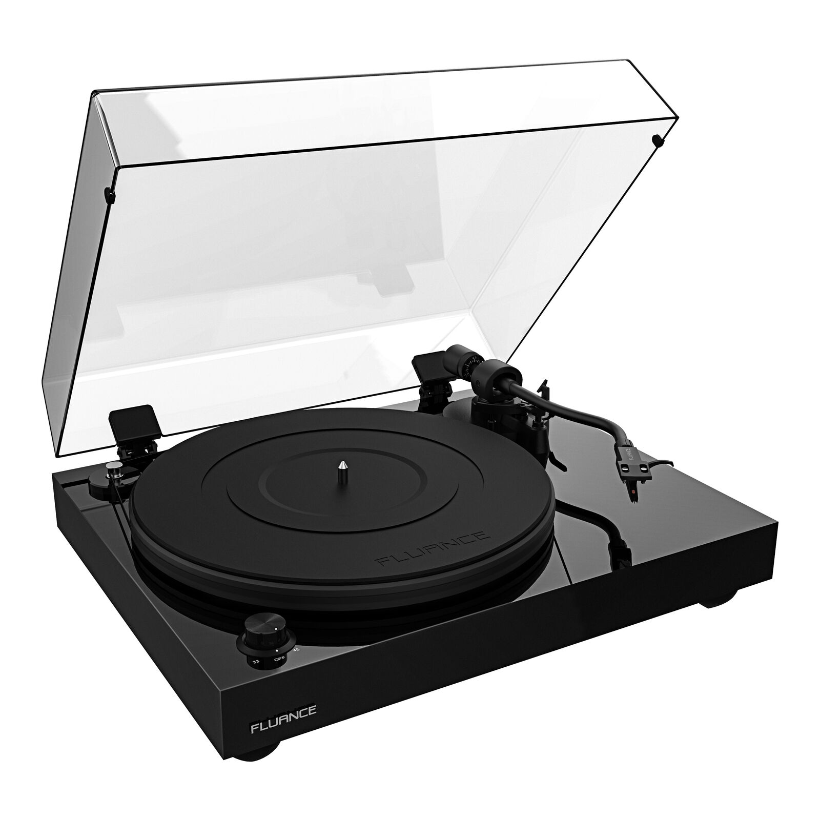 Fluance Reference High Fidelity Vinyl Turntable Record Player Ortofon Cartridge. Buy it now for 299.99
