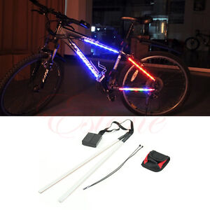 Led strip for bike