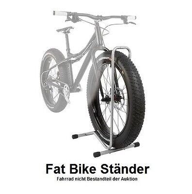 """SuperStand Fat Bikes Ausstellungsständer bis 5,25/"""" verstellbar Fahrradständer"""