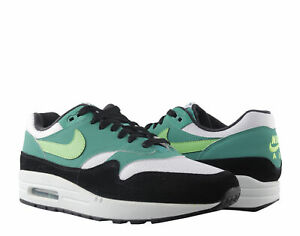 reputable site 7c2cc eed06 Image is loading Nike-Air-Max-1-White-Green-Strike-Men-