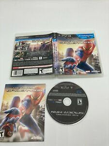 Sony-PlayStation-3-PS3-Tested-Complete-CIB-The-Amazing-Spider-Man-Ships-Fast