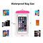 Waterproof-Bag-PVC-Case-Cover-Cell-Mobile-Phone-Underwater-Pouch-Snowproof thumbnail 2