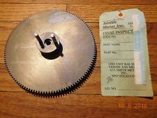 Ao Smith Meter 504194 001 Calibrator Drive Gear Barrels Standard And All Iron