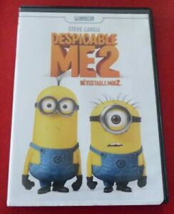 DVD-Movie-Detestable-Moi-2-Despicable-Me-2