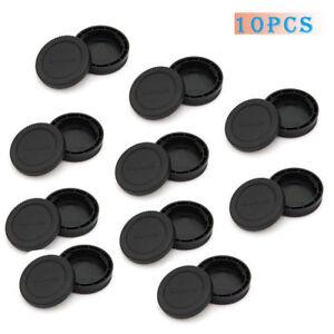 10X-Rear-Lens-Body-Cap-Cover-For-Panasonic-Lumix-DMC-GF3-GF2-GF1-G10-G3-G2-G1