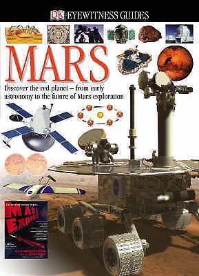 Dorling Kindersley, Mars (Eyewitness Guides), Very Good Book