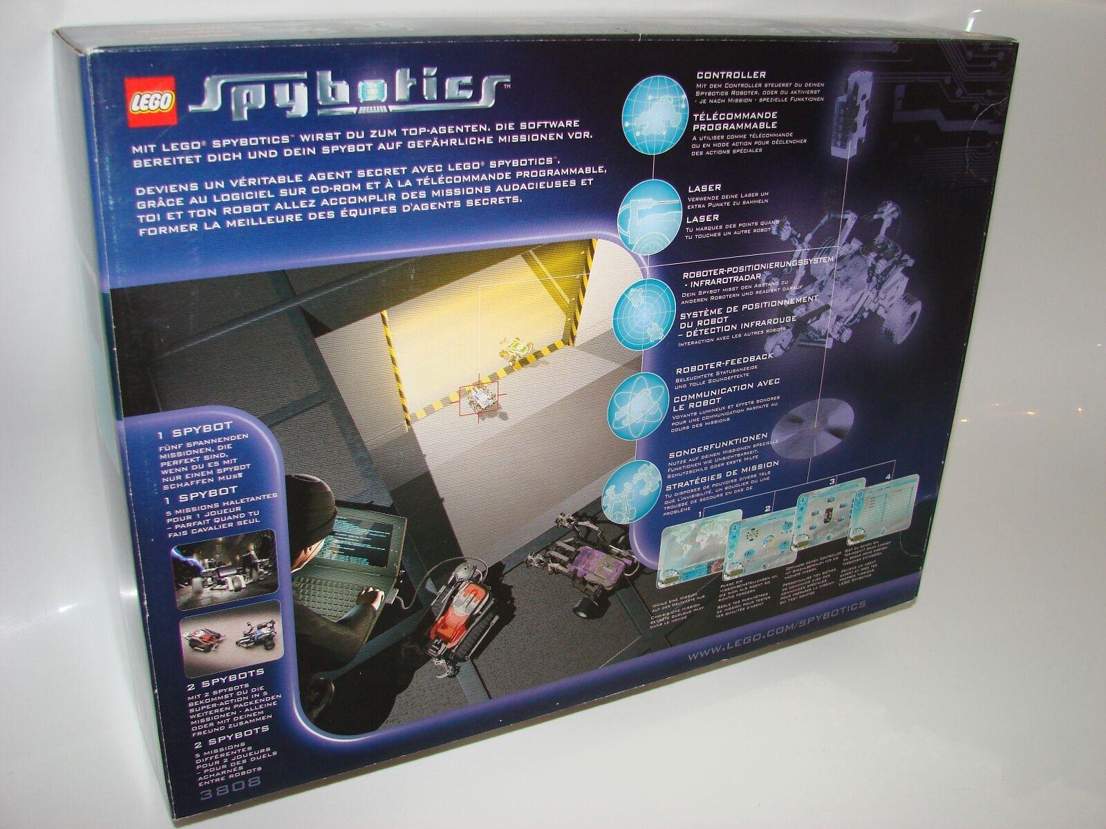 LEGO® Spybotics 3808 Shadowstrike S70 NEU OVP NEW MISB MISB MISB NRFB 29bbf7