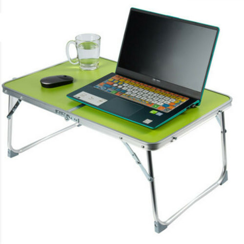 HEAVY DUTY FOLDING TABLE PORTABLE ALUMINUM CAMPING GARDEN PARTY CATERING DESK