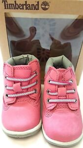 Timberland-adventure-anywhere-bambina-alte-rosa-scuro-N-15-USATE