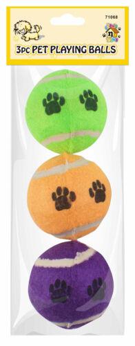 NEW Tennis Balls Good Quality Sports Outdoor Fun Cricket Beach Dog