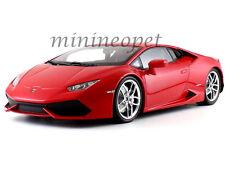 KYOSHO 09511 RM LAMBORGHINI HURACAN LP 610-4 1/18 DIECAST MODEL CAR METALLIC RED