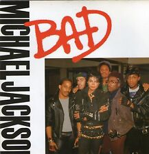"Michael Jackson  - Bad - 7 "" Single"