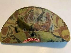 1960s Vietnam War Era ARVN Ranger Advisor's Bush Hat ERDL Camouflage Military