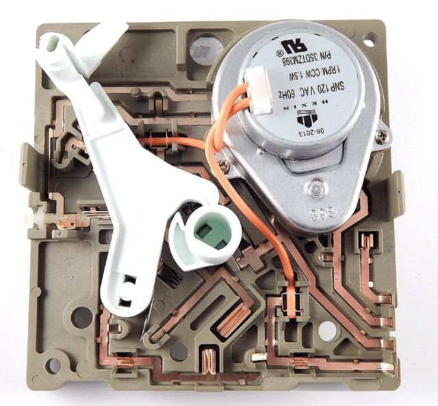 NEW W10190966  ICE MAKER MODULE CONTROL MOTOR FITS ALL ICEMAKER MODELS