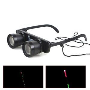 portable fishing binoculars zoom optical magnifier