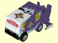 Top Dog Florida Panthers Nhl® 2013-14 Diecast Zamboni® Logo