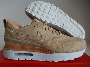 Details about WMNS NIKE AIR MAX 1 ROYAL LINEN BROWN SUMMIT WHITE SZ 8.5 [847672 221]