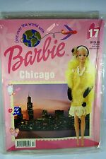 Barbie doll clothes Discover the World   Chicago No 17  magazine & clothes