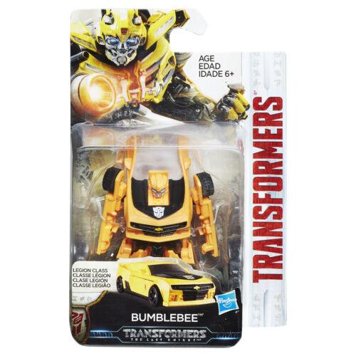 da HASBRO C1327 Transformers L/'ultimo cavaliere legione CLASSE Bumblebee Figura