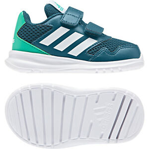 huge discount 7f119 759e9 Image is loading Adidas-baby-infant-Athletics-altarun-shoes-breathable-shoes -