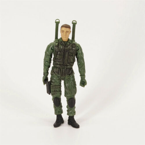 """BBI Elite Force Special Forces Ops Force Figure us Pilot Army Soldier 1//18 4/"""""""