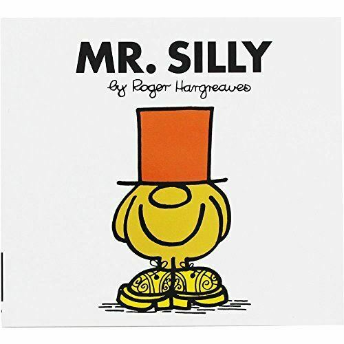 Like New, MR MEN Mr Silly Works EDN PB, Hargreaves, Adam, Paperback