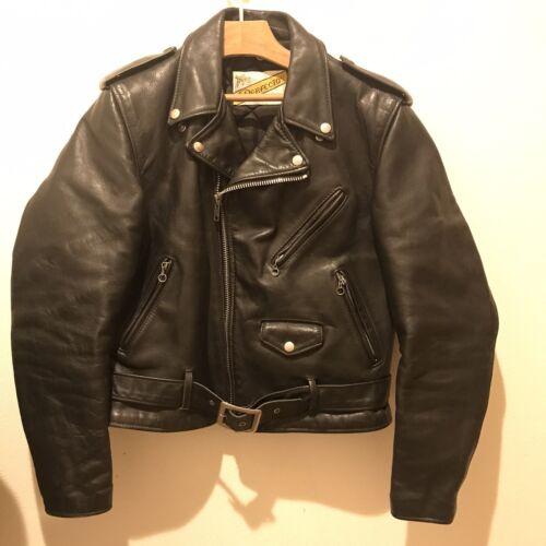 perfecto schott steerhide 618 40 double leather mo