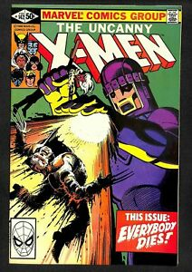 Uncanny-X-Men-142-VF-8-5-Days-of-Future-Past-Part-2-Wolverine-Storm