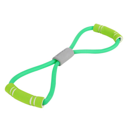 Elastic Exercise Resistance Band Fitness Workout Stretch Band Pull Up For Yoga