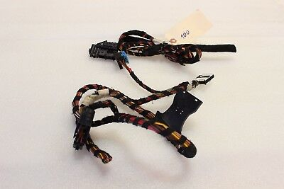 porsche 911 carrera 996 986 power seats wiring harness pig tail loom rh ebay com