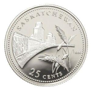 1992-Canada-125th-Saskatchewan-25-Cents-Silver-Proof-Quarter