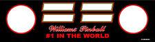 Williams F-14 Tomcat Pinball Machine Display Speaker Panel BRAND NEW REPLACEMENT