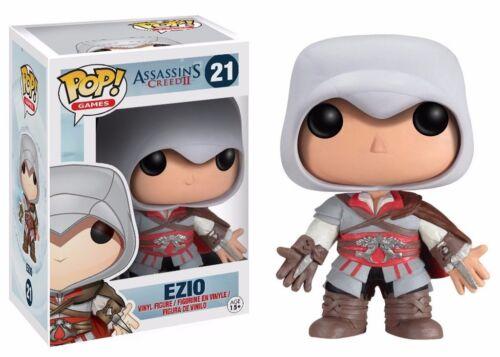 Funko - POP Assassin's Creed Ezio Vinyl Figure Figure a F01
