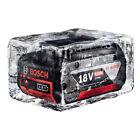 BOSCH Professional 1600Z00038 GBA Li-Ion 18V 4,0Ah M-C Batteria 600g 2607336815