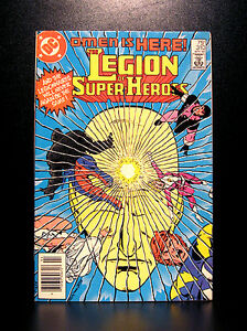 COMICS-DC-Legion-of-Super-Heroes-310-1980s-2nd-Omen-app-flash-batman