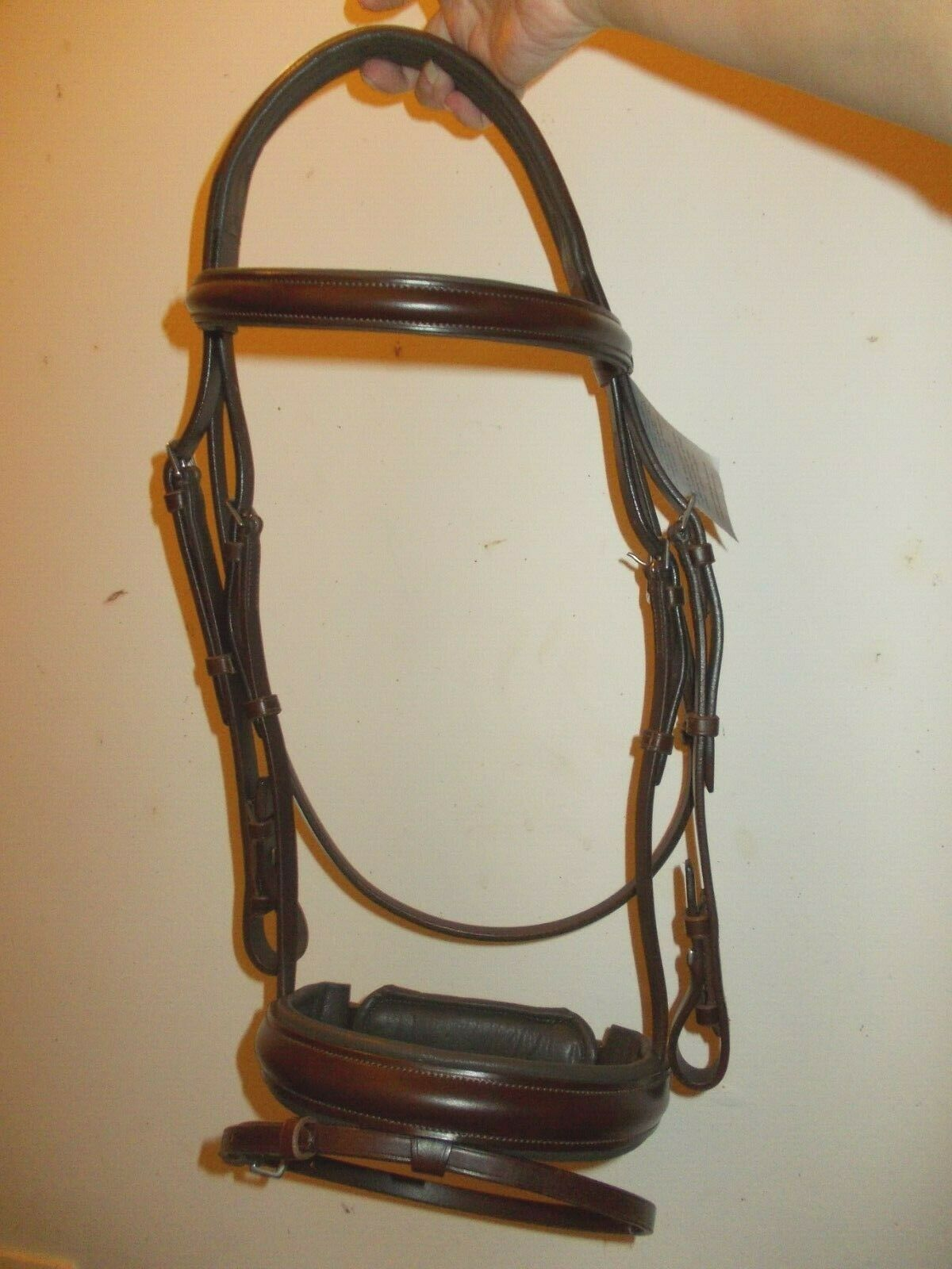 New frank baines bridle fs