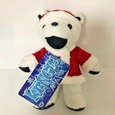 "Grateful Dead BEAN BEAR Blue Gene 7/"" Plush Doll Stuffed Toy F//S"
