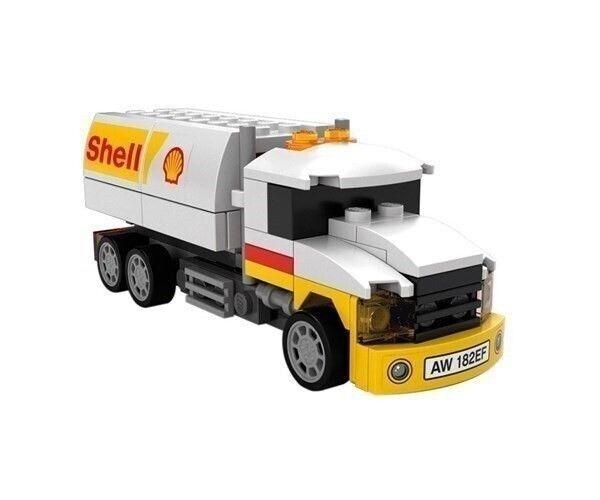 Lego andet, Shell promotionsæt 2014